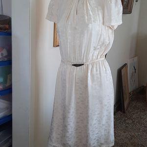 Sessun silk dress M NWT